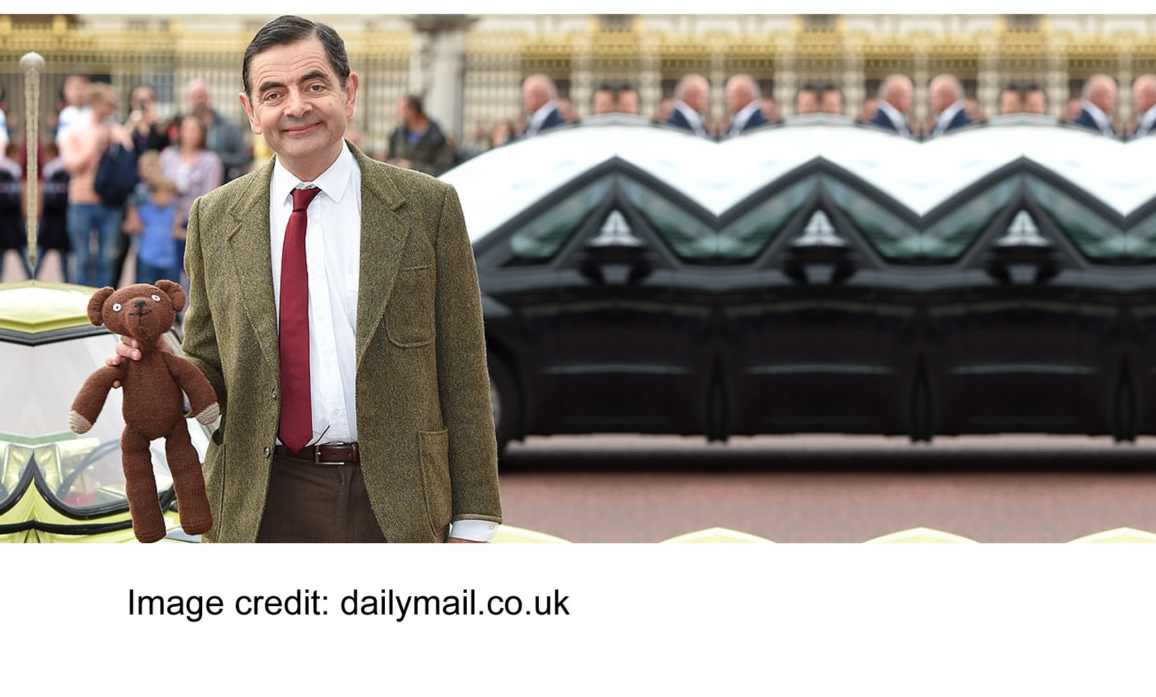 He will never play the role of Mr. Bean again?