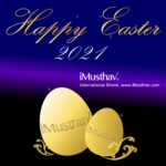 Happy Easter 2021!