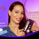iMusthav® Mini Facial Hair Remover MV200 | REVIEW & DEMO | Spanish with English Subtitle